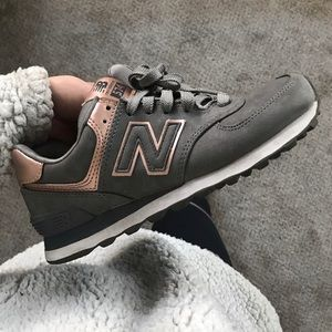 New Balance 574 Precious Metals Sneakers